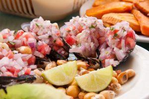choros a la chalaca, quebranta, cocktail pairing food, peruvian food pairing, piscologia, peruvian pisco