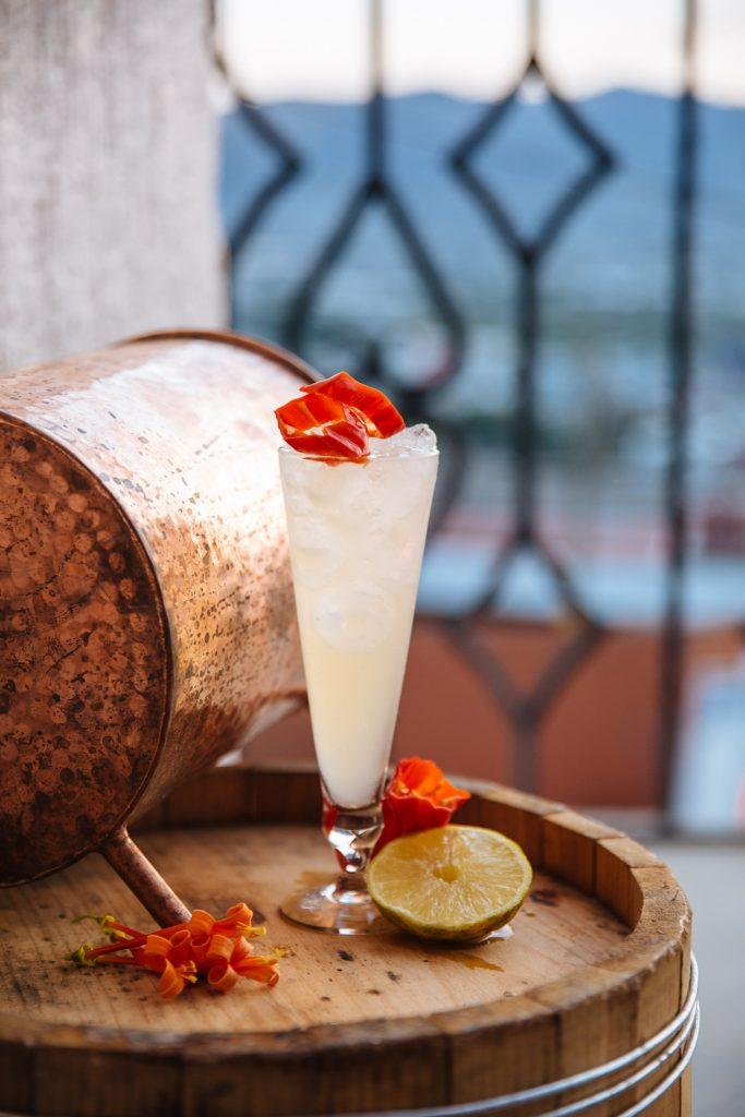 pisco cocktail, pisco logia, acholado, quebranta, spicy cocktail