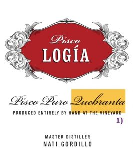 quebranta, how to read a pisco label, piscologia, peruvian pisco, pisco