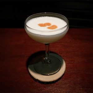 vegan pisco sour, pisco sour without egg