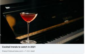 Spirits Trends 2021
